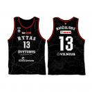 Originalūs Augusto Marčiulionio 2020-21 sezono marškinėliai