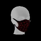 """#RytasFamily veido kaukė """"Vilkiukai"""", juoda"""