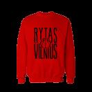 """Bliuzonas """"Rytas Vilnius"""", raudonas"""