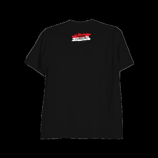 """Marškinėliai """"Visada Rytas"""", juodi"""