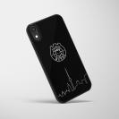 """Telefono dėklas """"Panorama"""", juodas"""