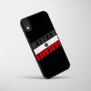 """Telefono dėklas """"JBR"""", juodas"""