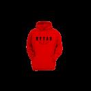 """Vaikiškas džemperis """"Rytas basketball"""", raudonas"""