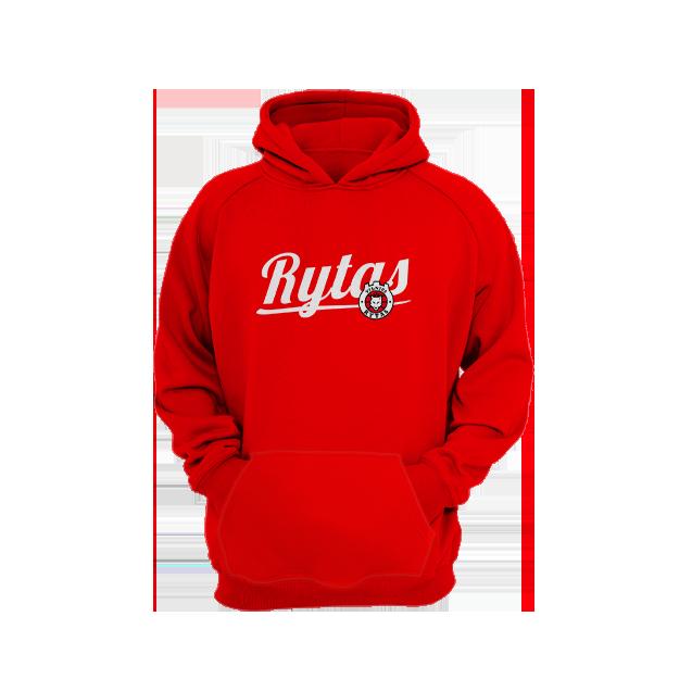 """Džemperis """"Rytas"""", raudonas"""