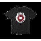 Marškinėliai su logotipu, juodi