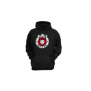 Vaikiškas džemperis su logotipu (sena kolekcija), juodas