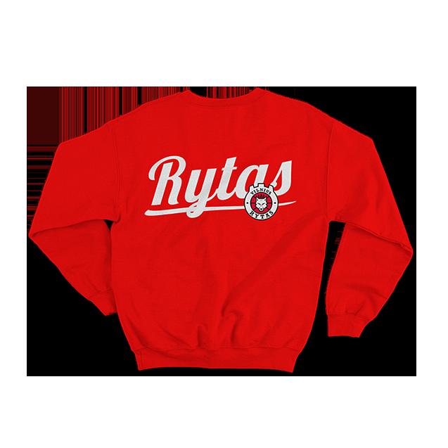 """Bliuzonas """"Rytas"""", raudonas (išpardavimas)"""