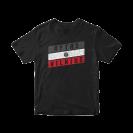"""Marškinėliai """"JBR"""", juodi"""